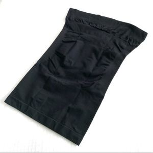 Assests for SPANX shapewear black 1X smoothing